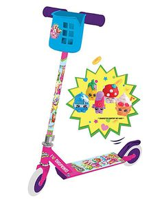 Shopkins Scooter with Collectables