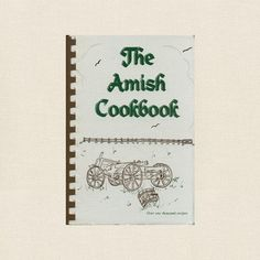 The Amish Cookbook at Cookbook Village $10.80