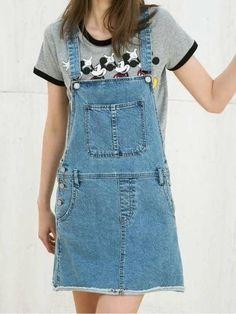 Salopete Jeans - Compre Online | DMS Boutique