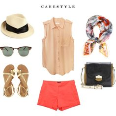 """""""What To Wear to an Outdoor Summer Concert"""" by cakestyle on Polyvore"""