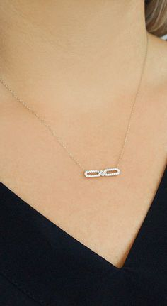 Brilliant Bijou Stainless Steel Polished 20.5in Necklace