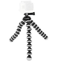 Home » Top 10 Best Tripods and Selfie Sticks for GoPro Reviews Top 10 Best Tripods and Selfie Sticks for GoPro Reviews  0Share 0Share Tweet 0Pin 0Share 0Share GoPro is an action camera which is good to bring during the trip or mission since it can capture amazing shots with wide angle. When you buy GoPro, there will be a few mount that you can attach to the head, shoulders or on the vehicle. However, there is no GoPro selfie stick and tripod in the set so that you need to buy. GoPro selfie…