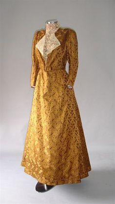 ~Dress, 1890-1900, Portugal~
