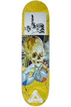 """Palace Chewy Pro Sans-Zooted Deck 8.3"""""""