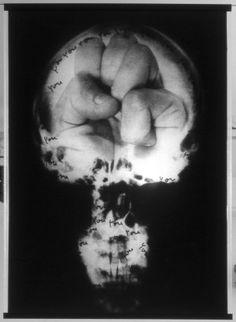 Ketty La Rocca, Craniologia, 1973.