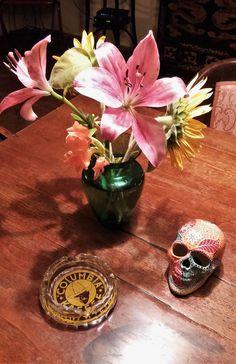 Etsy, Vintage, Table Decorations, Shop, Home Decor, Skull And Crossbones, Handmade, Creative, Homemade Home Decor