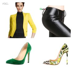 """""""Jacket Shoes and Leggings 6"""" by yourhighheels4 ❤ liked on Polyvore"""