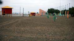 Tarde gris en Playa, pero eso no me impidió salir a dar una vuelta por  mi querida  Playa Unión - Rawson Chubut Argentina.