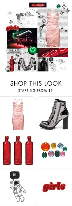 """""""Redbone *"""" by galaxygirl12427 ❤ liked on Polyvore featuring Jeffrey Campbell and Cultural Intrigue"""