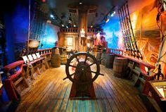 pirates of the caribbean ship deck - Google Search