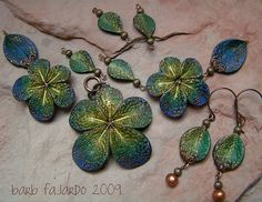 bluegreenflorajewpcs | I wanted to show these all made up in… | Flickr