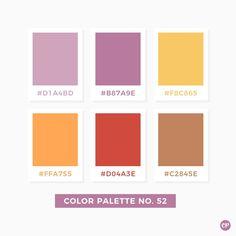 Color Palette No. Palette Pastel, Flat Color Palette, Palette Diy, Color Palate, Paint Color Schemes, Paint Colors, Web Design, Color Swatches, Color Theory