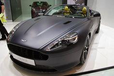 2012 Aston Martin Virage by Q Geneva 2012 Photos -- Autoblog JP