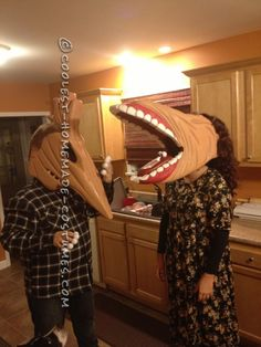 The Maitlands� from Beetlejuice Homemade Costume...