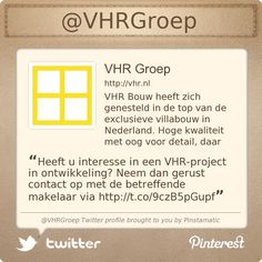 Heeft u interesse in een VHR-project in ontwikkeling? Neem dan gerust contact op met de betreffende makelaar via http://vhr.nl/interesse.php