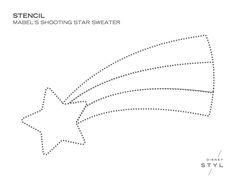 DIY: Mabel Pines' Shooting Star Sweater   Disney Style