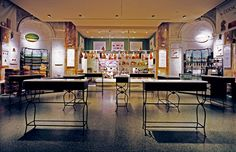 Eataly, the Piazza