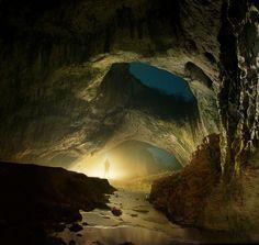Devetashka Cave   by inhiu