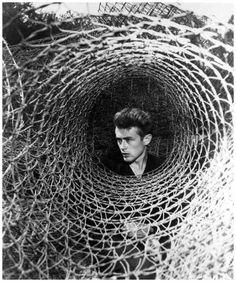 James Dean, 1954 Photo by Michael Ochs
