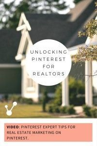 Pinterest can be a big opportunity for real estate businesses given the right strategy. We shared some best ways to get started in this video recording of our recent webinar with @pinterestpro.