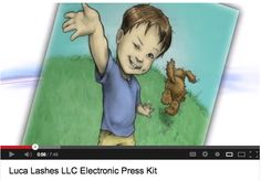 Have you seen our electronic press kit?  You can learn about who we are and what we hope to accomplish with #LucaLashes!   Check it out:  #youtube