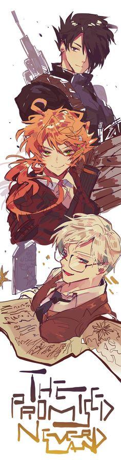 The Promised Neverland Fanart Manga Anime, Anime Demon, Anime Art, Animation, Animes Wallpapers, Manga Games, Anime Comics, Anime Style, Neverland