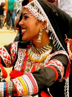 Kalbelia (Rajasthan) ... Having spent a little time learning about the Amazigh people (popularly called bedouin or berber,) I have found that their language is today quite close to ancient Phoenician. The Phoenicians were the great traders of the ancient world.
