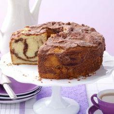 Inspired by: Cinnamon Crumb Coffee Cake