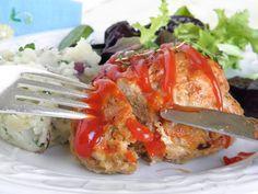 Turkey Meatloaf | taste love and nourish