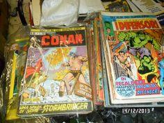Fumetti serie completa super eroi corno