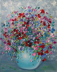 Handmade Oil Painting On Canvas Abstract Painting Abstract Oil Paintin – brusselsral Oil Painting Abstract, Texture Painting, Acrylic Painting Canvas, Abstract Canvas, Watercolor Paintings, Canvas Art, Watercolor Scenery, Flower Paintings, Painting Flowers