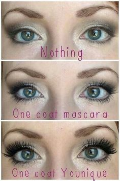 WHOOP! you know you want awesome lashes like this!! LOVE LOVE !!