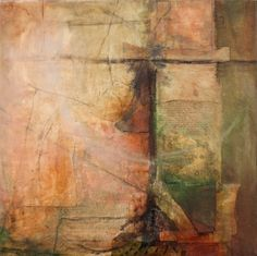 Jennifer Perlmutter - Intuition - Mixed media on panel Art Photography, Art Background, Abstract Painting, Wabi Sabi Art, Abstract Art, Intuitive Painting, Art, Abstract, Art And Architecture