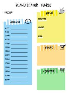Diy Agenda, Agenda Planner, Planner Pages, Bullet Journal School, Bullet Journal Inspo, Planner Diario, Day Planners, Study Notes, Journal Inspiration