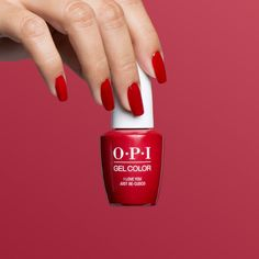 OPI - I love you just be-cusco Just Be, Love You, My Love, Opi Colors, Gel Color, Fun Nails, Lipstick, Nail Ideas, Beauty