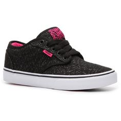 Vans Women's Atwood Sparkle Sneaker ($50) ❤ liked on Polyvore
