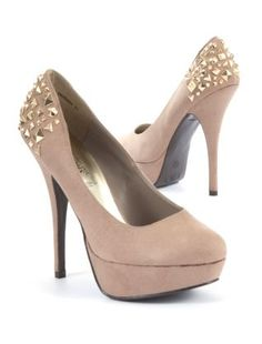 Put your best foot forward in these glamourous stud detail heels. £29.99  at New Look