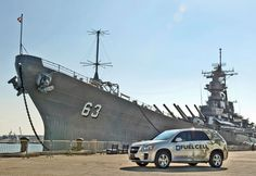 The Navy Team Up With General Motors On Autonomous Undersea Vehicle Mission