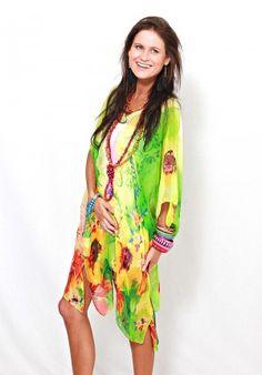 9e7cb427baa 16 Best Samui Short Silk Kaftans images