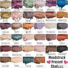 Beautiful super pigmented shades by Younique. Click image to shop Beautiful super pigmented shades by Younique. Click image to shop Fall Eye Makeup, Splurge Cream Shadow, Custom Eyes, Younique Presenter, Image Skincare, Makati, Makeup Tips, Makeup Ideas, Makeup Younique