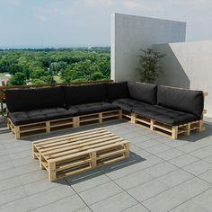paletový nábytek na zahradu - Hledat Googlem