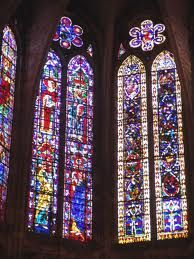 gothic stained glass windows