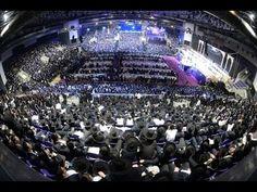 (1) מקהלת מלכות, אהר'לע סאמט, זאנוויל ויינברגר, מאיר אדלר - מחרוזת שמחת התורה- עטרת שלמה | Malchus Choir - YouTube Information Center, The Power Of Love, New Star, Love Stars, Judaism, The Covenant, Choir, Pray, Blessed
