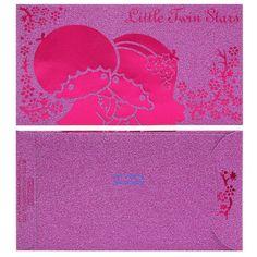 SANRIO HELLO KITTY MELODY LITTLE TWIN STARS NEW YEAR RED POCKET/ ENVELOP | eBay