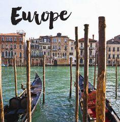 Mixbook Europe Travel Everyday Photo Books