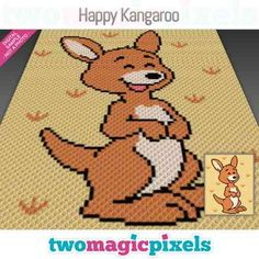 Two Magic Pixels - Beautiful graphs for crochet, cross stitch and other crafts C2c Crochet, Crochet For Kids, Crochet Cross, Happy Birthday Dragon, Baby Piglets, Monkey Girl, Crochet Disney, Kids Blankets, Chip And Dale