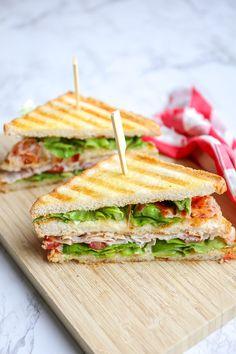 Klassieke club sandwich - de ultieme lunch - Lekker en Simpel