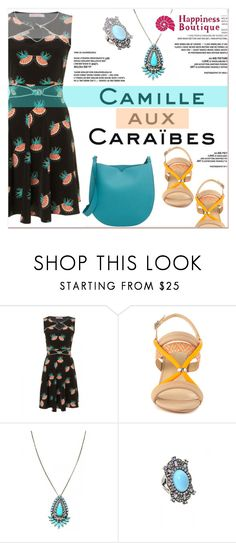 """""""Happy Day"""" by janee-oss ❤ liked on Polyvore featuring GX, Theo, Valextra, women's clothing, women's fashion, women, female, woman, misses and juniors"""