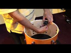 e-Drum Trigger Installation