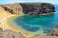 Lanzarote Travel Guide: Lanzarote is an island characterised by lovely beaches and awe-inspiring volcanic landscapes. The so-called Island of Eternal Spring, this is an island long associated with beauty and restoration, even reaching mythic proportions at various times throughout history.